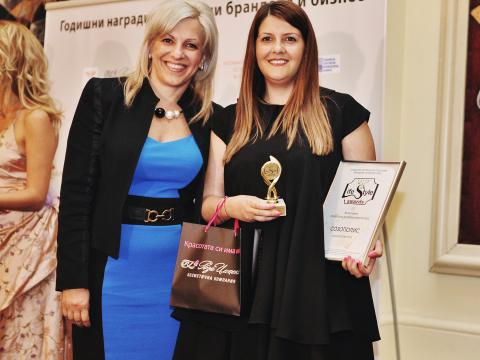 Sozopolis won the VIP Lifestyle Awards 2015