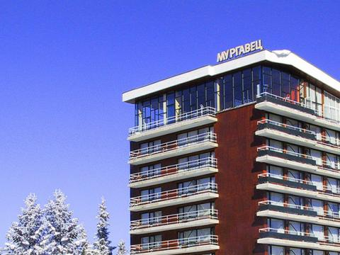 Sharlopov Group is once again running the Murgavets Grand Hotel