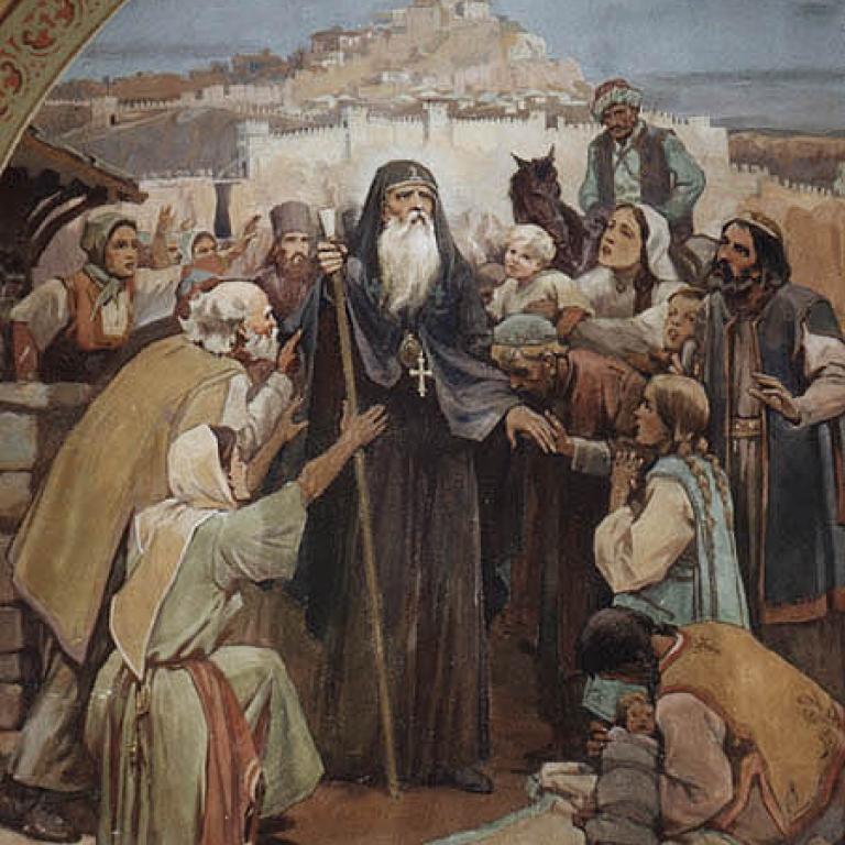 Св. Евтимия, Патриарха Тырновского
