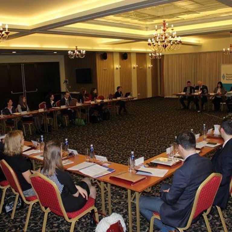 """Международен семинар """"Зимно училище по Дипломация"""" в Парк Хотел Пирин"""